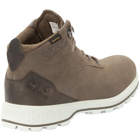 Jack Wolfskin Jack Ride Texapore Chaussures Homme, sand/off-white